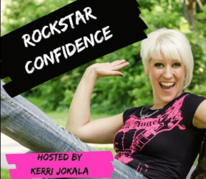 Rockstar Confidence Podcast Interview
